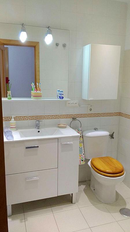 Baño - Piso en alquiler en calle Ciencias, Av. Ciencias-Emilio Lemos en Sevilla - 232173131