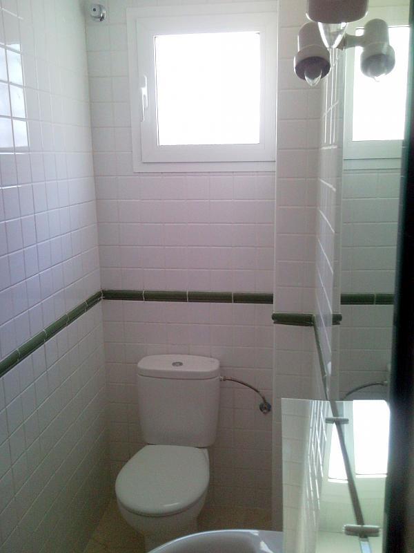 Baño - Casa pareada en alquiler en calle Atenea, Av. Ciencias-Emilio Lemos en Sevilla - 239793199