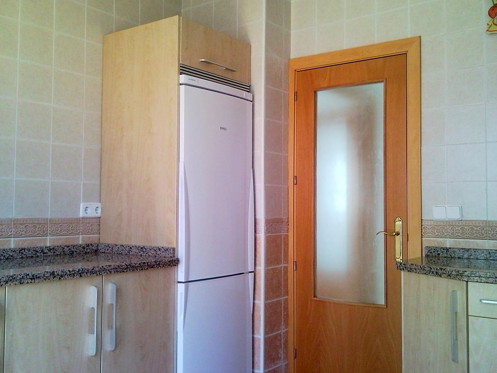 Cocina - Casa pareada en alquiler en calle Atenea, Av. Ciencias-Emilio Lemos en Sevilla - 239793223