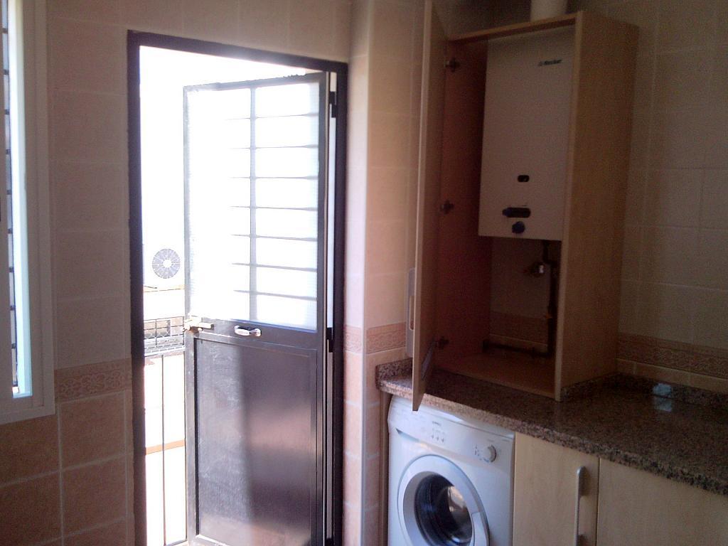 Cocina - Casa pareada en alquiler en calle Atenea, Av. Ciencias-Emilio Lemos en Sevilla - 239793227