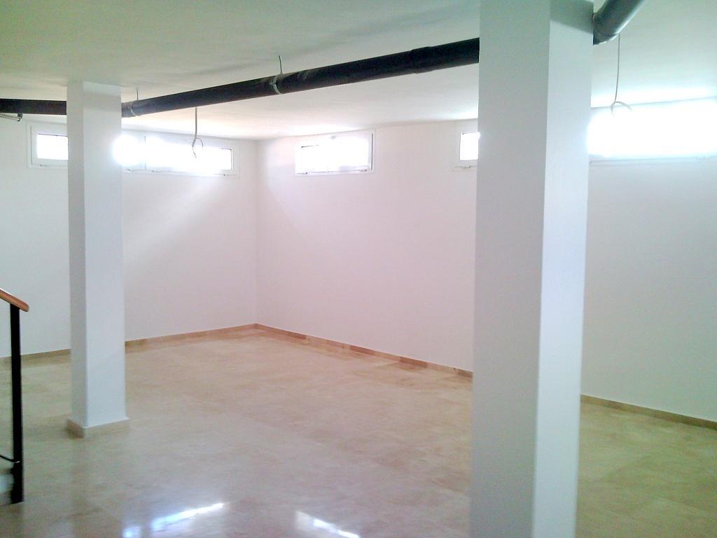 Sótano - Casa pareada en alquiler en calle Atenea, Av. Ciencias-Emilio Lemos en Sevilla - 239793230