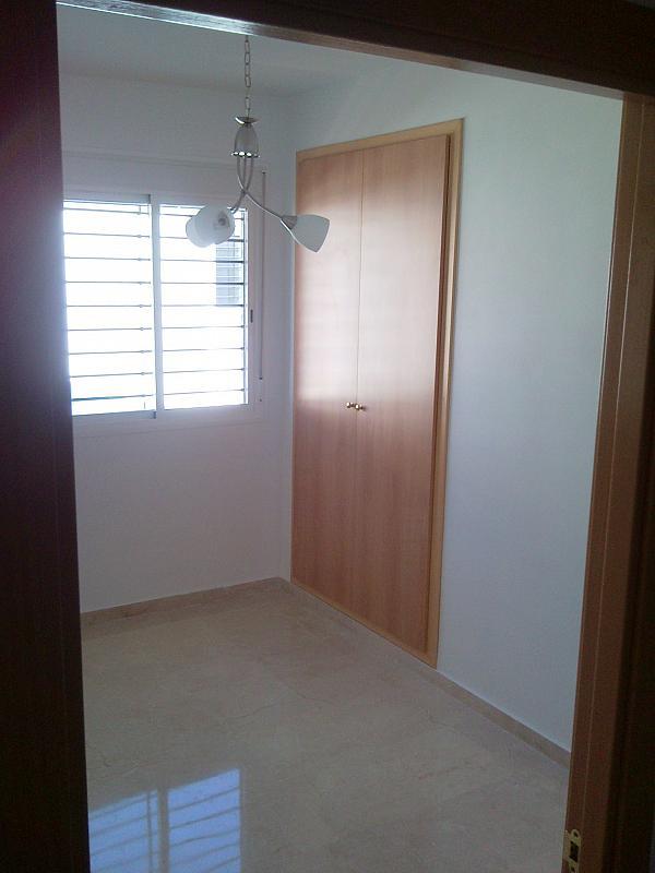 Dormitorio - Casa pareada en alquiler en calle Atenea, Av. Ciencias-Emilio Lemos en Sevilla - 239793242