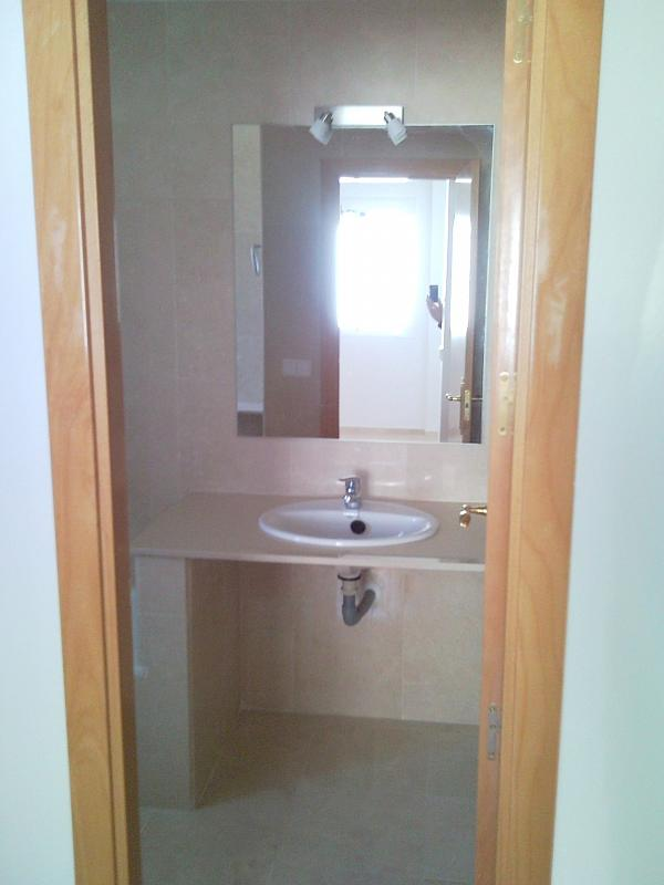 Baño - Casa pareada en alquiler en calle Atenea, Av. Ciencias-Emilio Lemos en Sevilla - 239793249