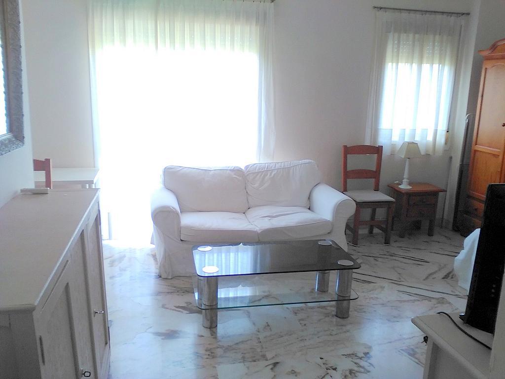 Salón - Estudio en alquiler en calle Alcalde Luis Uruñuela, Entrepuentes en Sevilla - 243314265