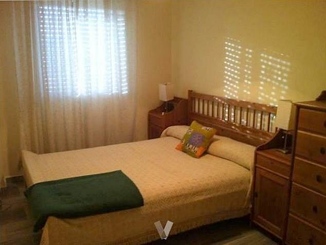 Dormitorio - Piso en alquiler en calle Alcalde Luis Uruñuela, Entrepuentes en Sevilla - 243319950