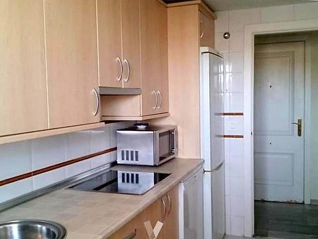 Cocina - Piso en alquiler en calle Alcalde Luis Uruñuela, Entrepuentes en Sevilla - 243319952