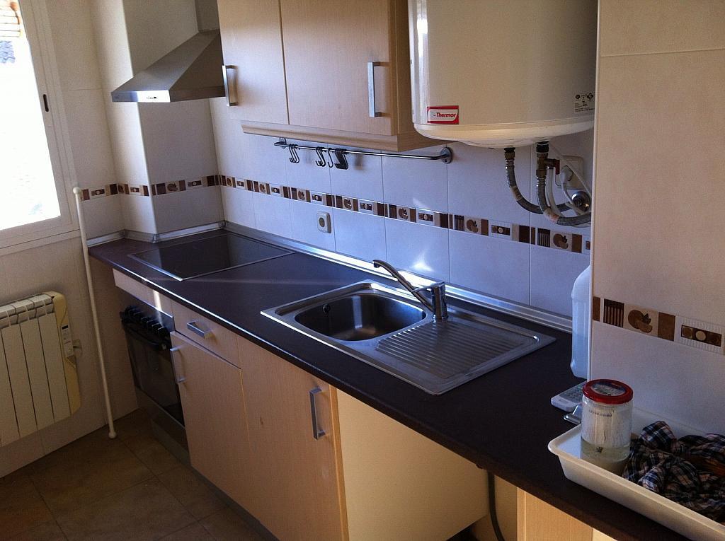 Dúplex en alquiler en calle Santa Barbara, Carabaña - 226904035