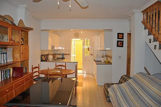 Casa adosada en alquiler de temporada en calle Tierra, Orihuela-Costa - 316743954