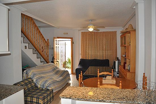 Casa adosada en alquiler de temporada en calle Tierra, Orihuela-Costa - 316743958