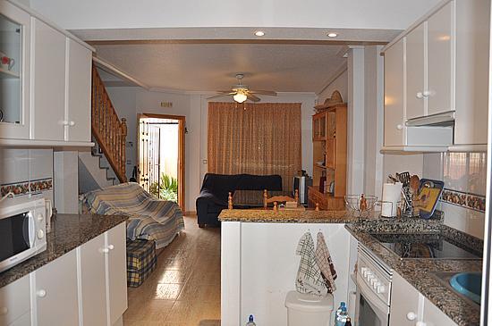 Casa adosada en alquiler de temporada en calle Tierra, Orihuela-Costa - 316743961
