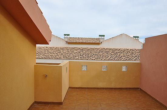 Casa adosada en alquiler de temporada en calle Tierra, Orihuela-Costa - 316744065