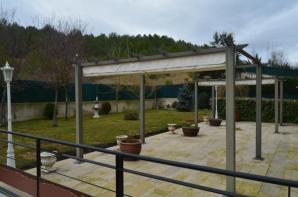 Terraza - Casa en alquiler en calle Aldabarren, Gorraiz - 253537558