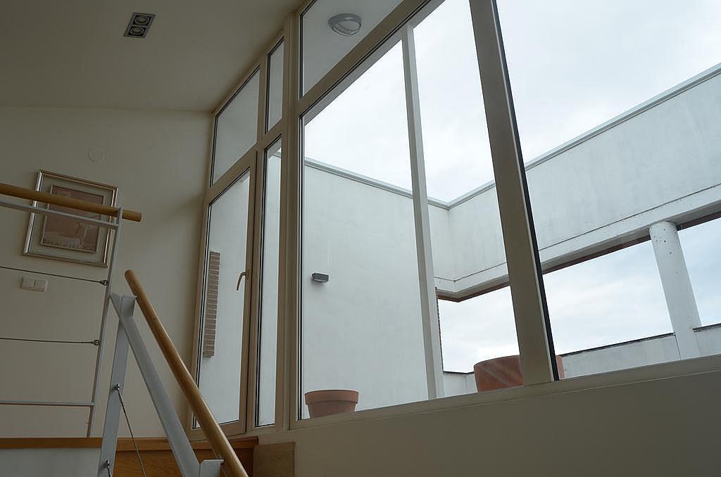 Dormitorio - Casa en alquiler en calle Aldabarren, Gorraiz - 253537583