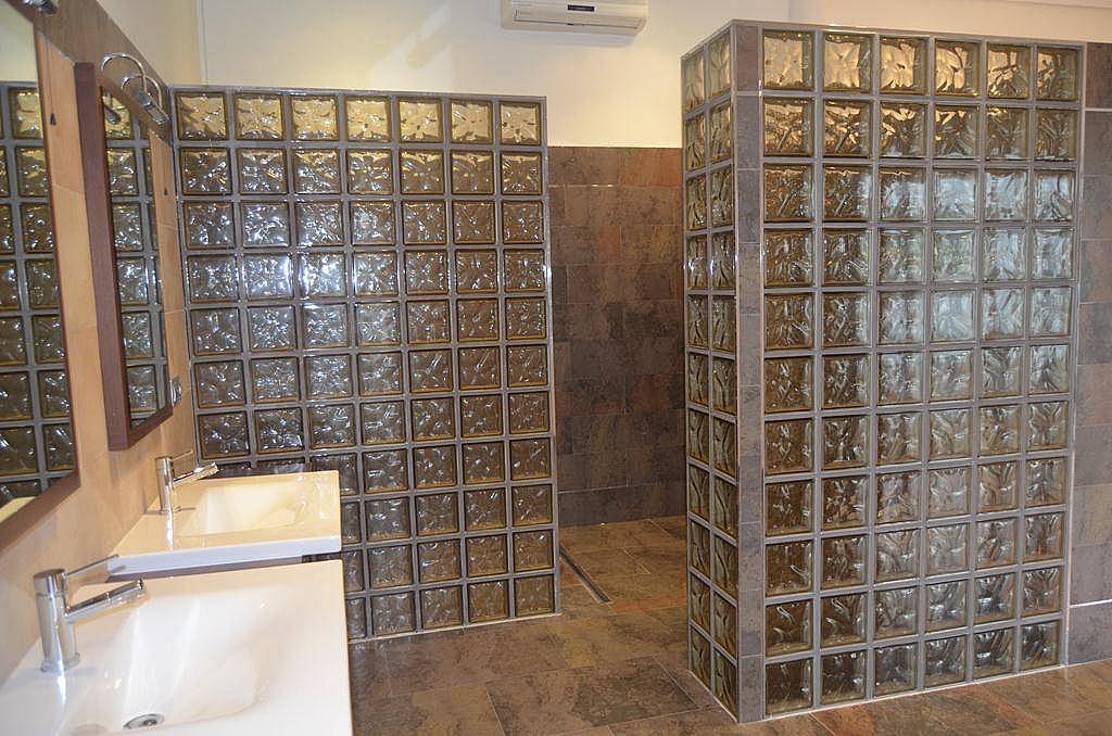Baño - Casa en alquiler en calle Aldabarren, Gorraiz - 253537590