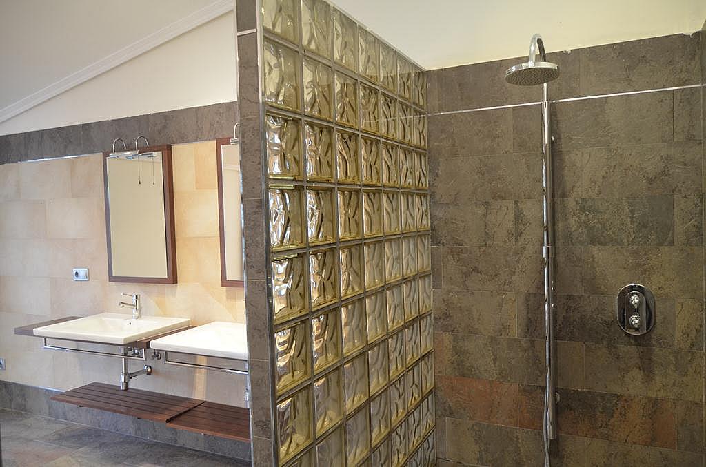 Baño - Casa en alquiler en calle Aldabarren, Gorraiz - 253537599
