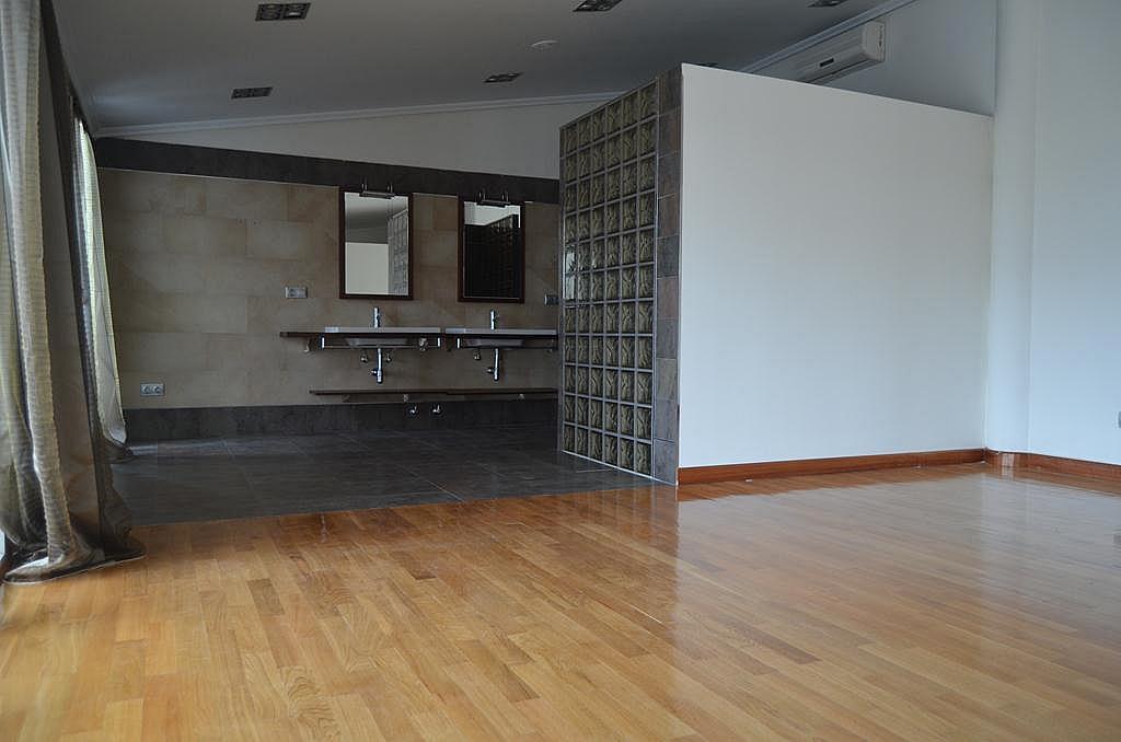 Dormitorio - Casa en alquiler en calle Aldabarren, Gorraiz - 253537602
