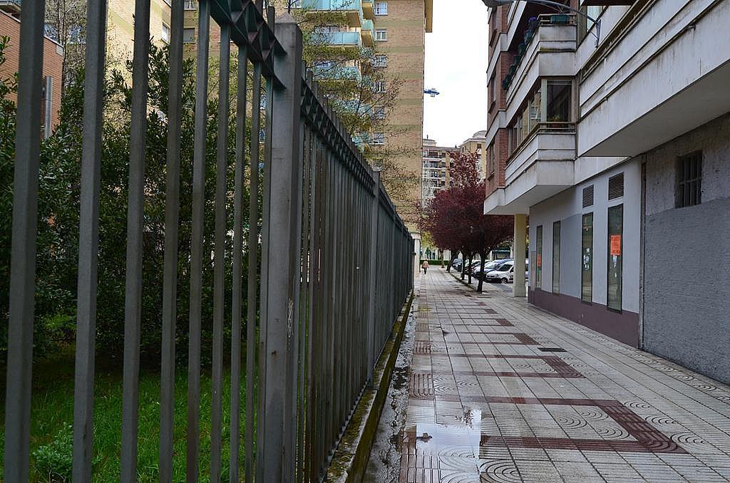 Fachada - Local en alquiler en calle Pintor Zubiri, Iturrama en Pamplona/Iruña - 268240068