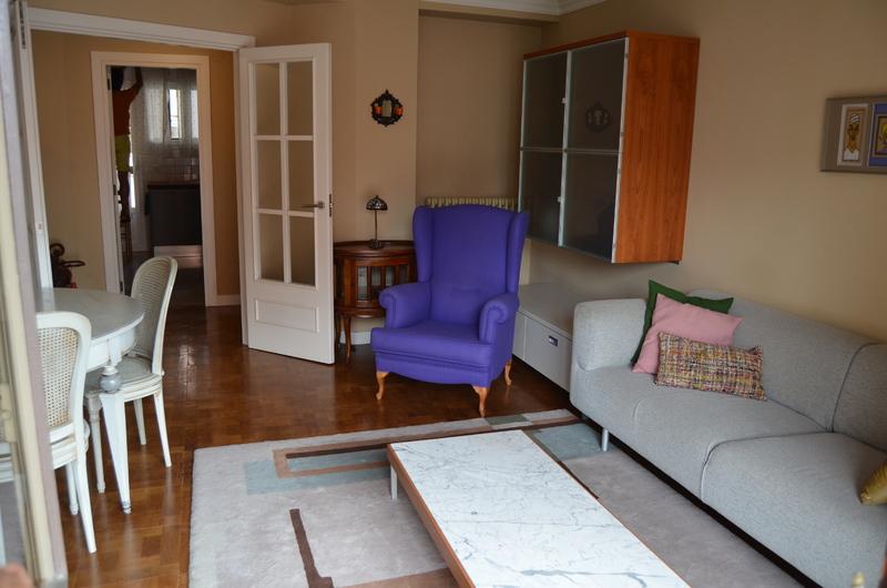 Piso en alquiler en calle Obispo Irurita, San Juan en Pamplona/Iruña - 120159555