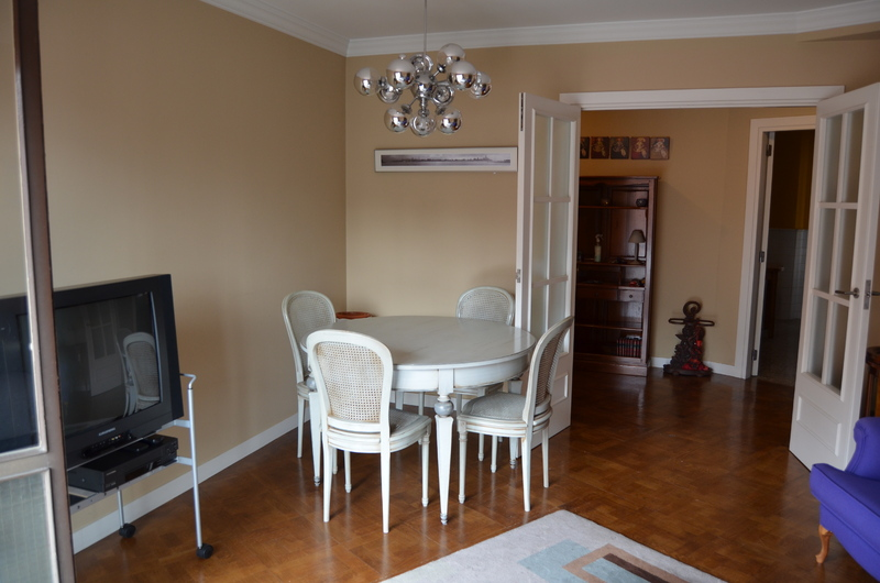Piso en alquiler en calle Obispo Irurita, San Juan en Pamplona/Iruña - 120159557