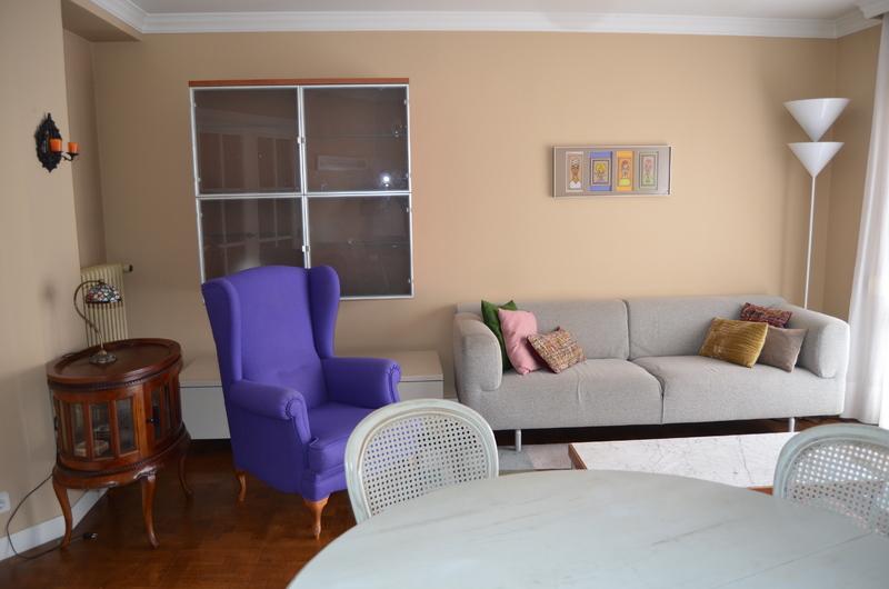 Piso en alquiler en calle Obispo Irurita, San Juan en Pamplona/Iruña - 120159561