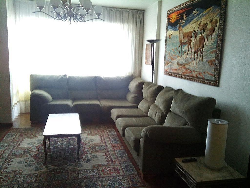 Salón - Piso en alquiler en calle San Juan Bosco, Iturrama en Pamplona/Iruña - 245202280