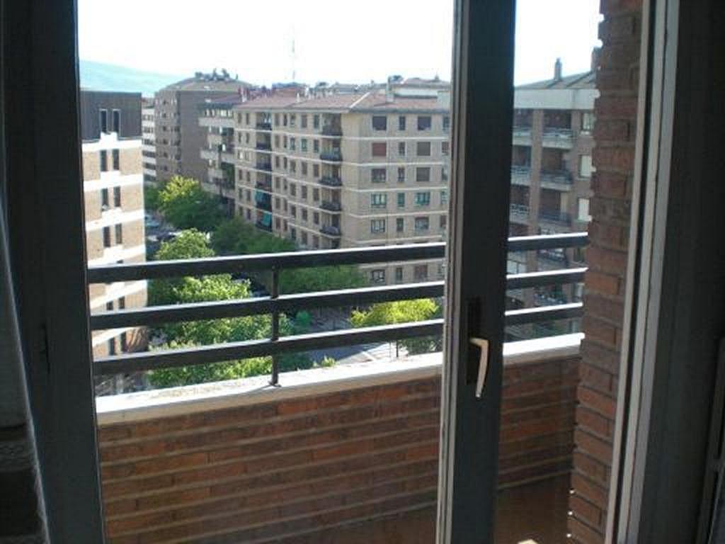 Terraza - Piso en alquiler en calle San Juan Bosco, Iturrama en Pamplona/Iruña - 245202284