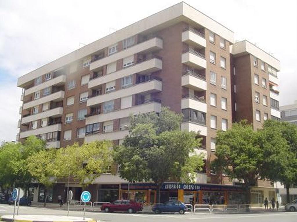 Fachada - Piso en alquiler en calle San Juan Bosco, Iturrama en Pamplona/Iruña - 245202286
