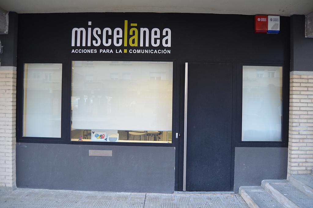 Local comercial en alquiler en calle Santa Cruz, Zizur Mayor/Zizur Nagusia - 172478272