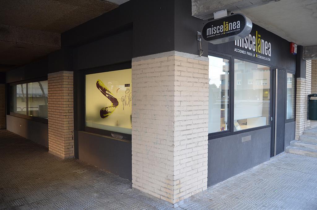 Local comercial en alquiler en calle Santa Cruz, Zizur Mayor/Zizur Nagusia - 172478296