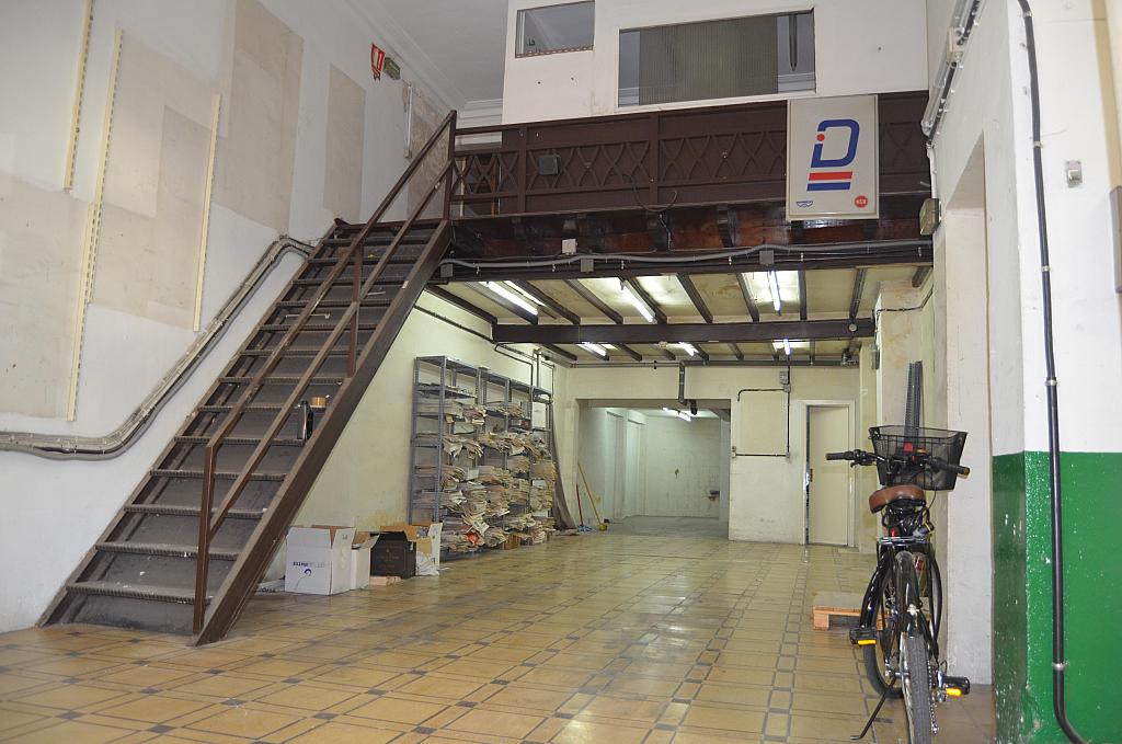 Zonas comunes - Local comercial en alquiler en calle Galicia, Primer Ensanche en Pamplona/Iruña - 179154015