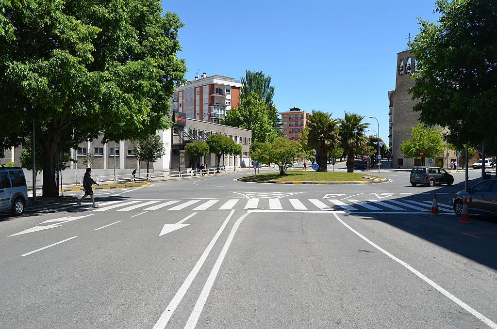 Vistas - Local comercial en alquiler en calle Virgen de Ujue, San Juan en Pamplona/Iruña - 194807371