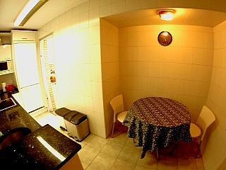 Cocina - Piso en alquiler en calle Irunlarrea, Ermitagaña-Mendebaldea en Pamplona/Iruña - 221218809