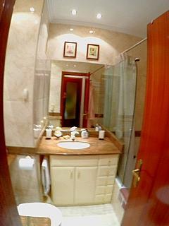 Baño - Piso en alquiler en calle Irunlarrea, Ermitagaña-Mendebaldea en Pamplona/Iruña - 221218817