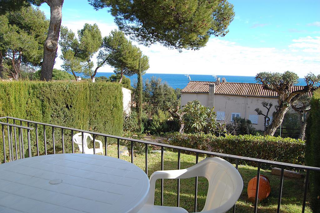 Terraza - Apartamento en venta en calle Cant Dels Ocells, Calella de Palafrugell - 174393584