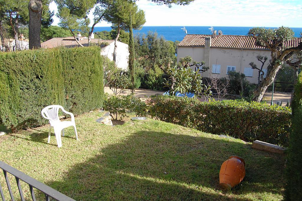 Jardín - Apartamento en venta en calle Cant Dels Ocells, Calella de Palafrugell - 174393587