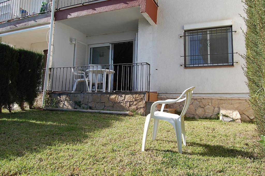 Jardín - Apartamento en venta en calle Cant Dels Ocells, Calella de Palafrugell - 174393610