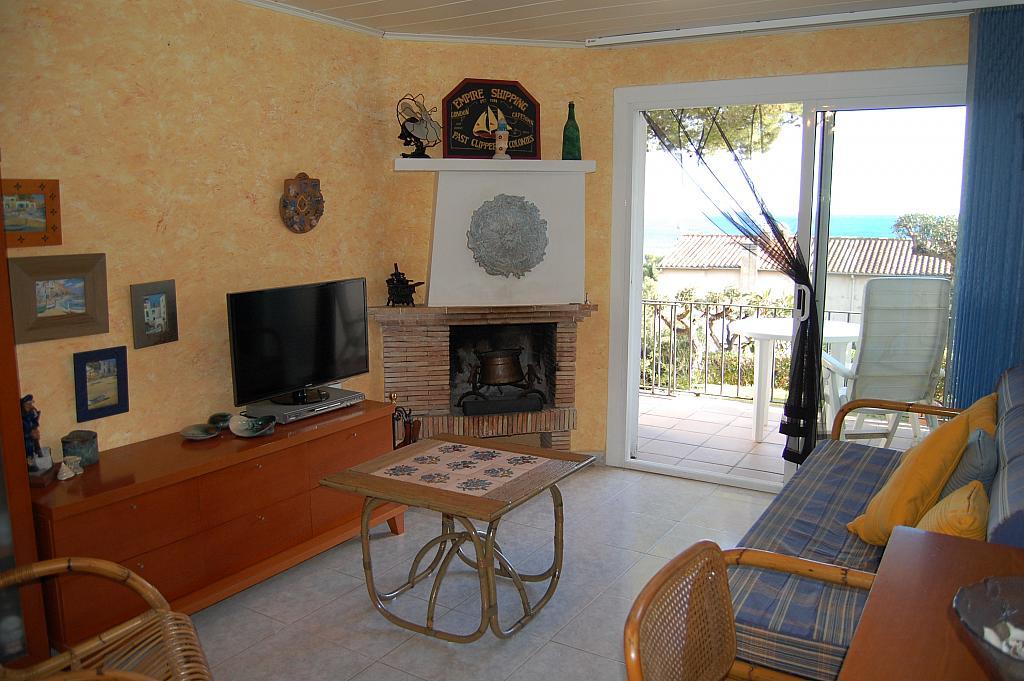 Salón - Apartamento en venta en calle Cant Dels Ocells, Calella de Palafrugell - 174393680