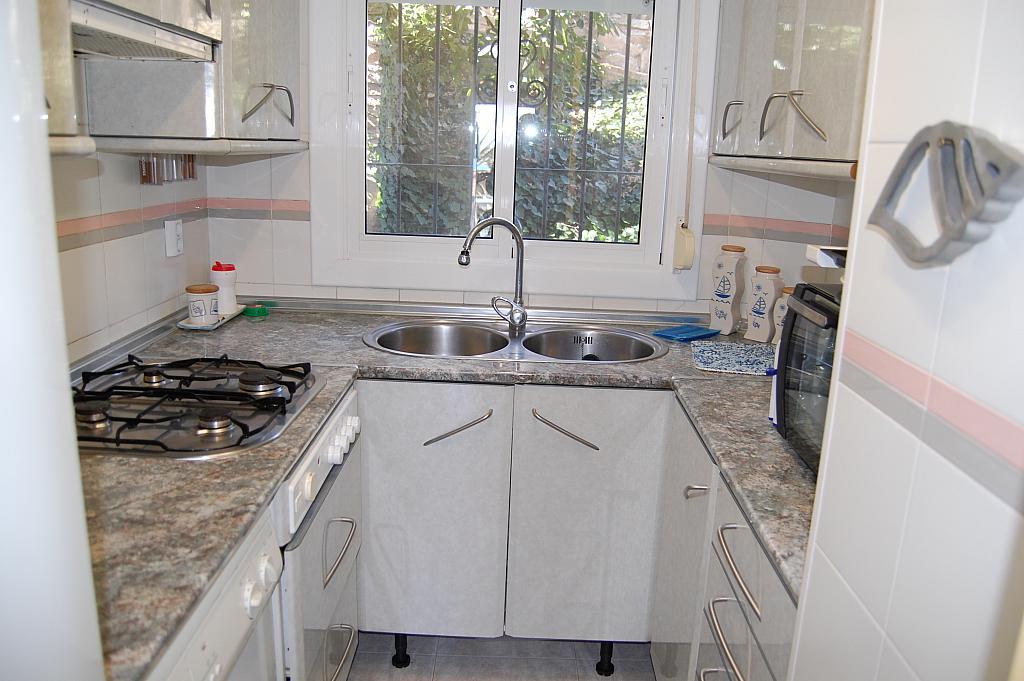 Cocina - Apartamento en venta en calle Cant Dels Ocells, Calella de Palafrugell - 174393688
