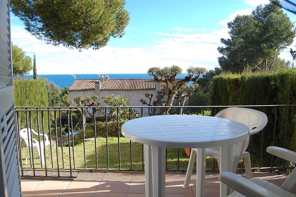 Terraza - Apartamento en venta en calle Cant Dels Ocells, Calella de Palafrugell - 174393692