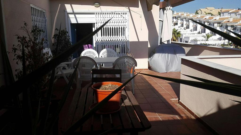 Ático en alquiler en Rincón de la Victoria - 357992109