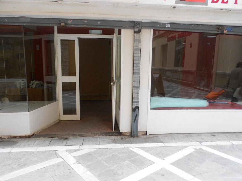 Local comercial en alquiler en Centro histórico en Málaga - 354700158