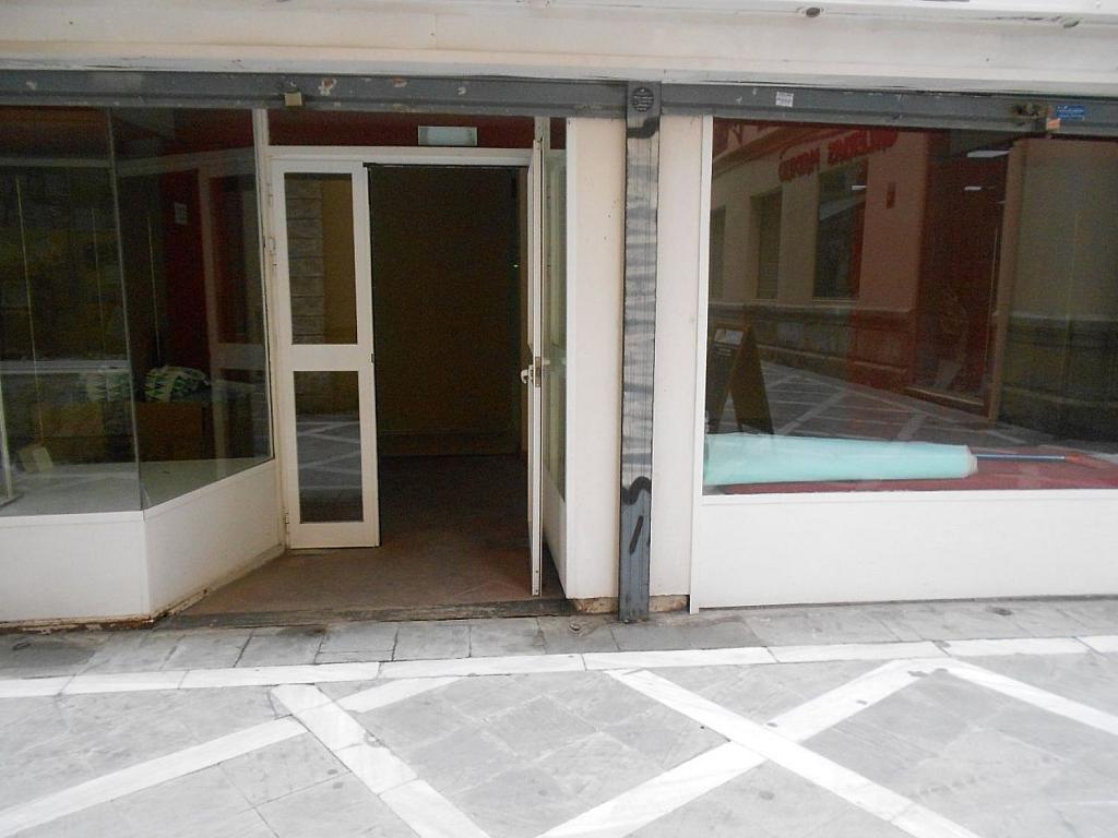 Local comercial en alquiler en Centro histórico en Málaga - 354700161
