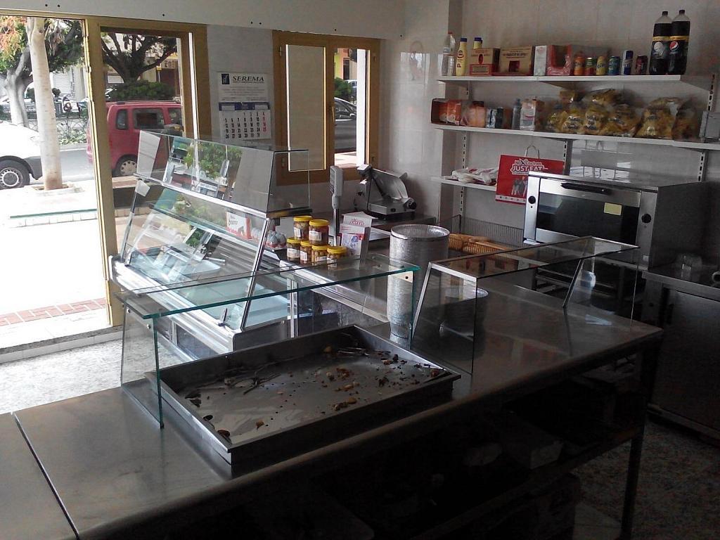 Local comercial en alquiler en Bailén - Miraflores en Málaga - 339138874