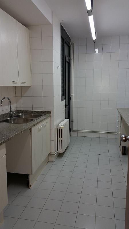 Cocina - Piso en alquiler en calle Alaba, La Vila Olímpica en Barcelona - 309600571
