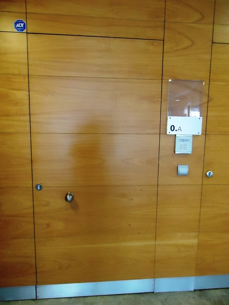 Vestíbulo - Oficina en alquiler en calle Avenida Cornella, Montesa en Esplugues de Llobregat - 122232063