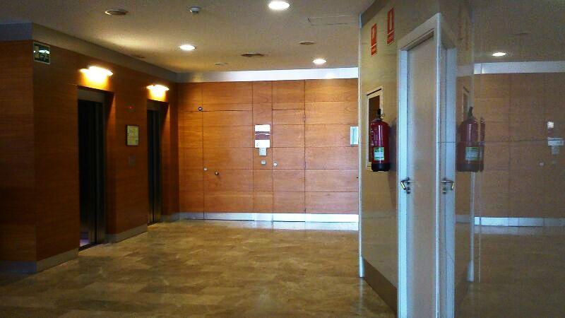 Zonas comunes - Oficina en alquiler en calle Avenida Cornella, Montesa en Esplugues de Llobregat - 122232070