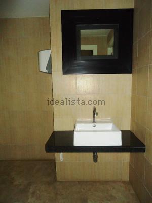 Baño - Oficina en alquiler en calle Cornella, Esplugues de Llobregat - 122899066