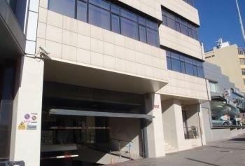 Fachada - Oficina en alquiler en calle Cornella, Esplugues de Llobregat - 122919966