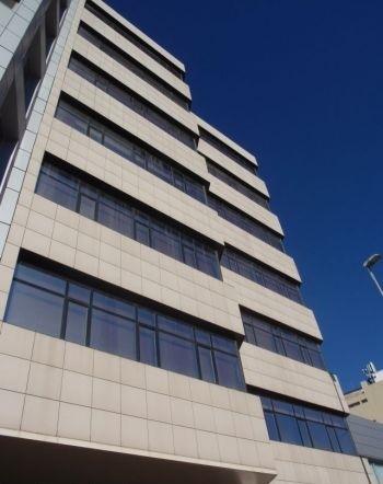 Fachada - Oficina en alquiler en calle Cornella, Esplugues de Llobregat - 122919967