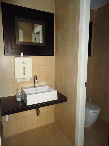 Aseo - Oficina en alquiler en calle Cornella, Esplugues de Llobregat - 122920017
